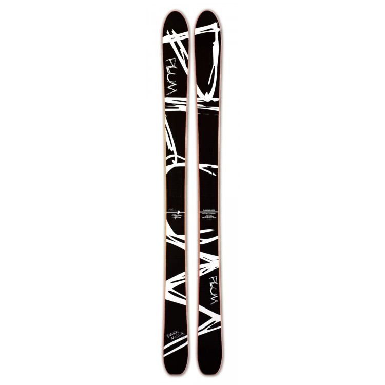 SKIS PLUM DARK MÔLE