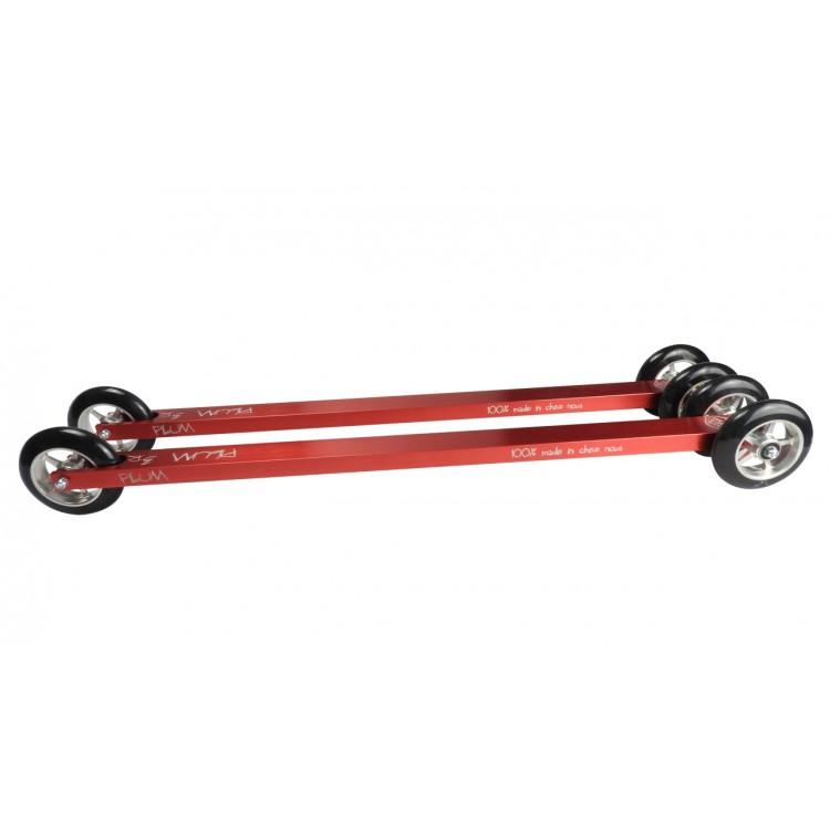 PLUM 3R Roller Skis