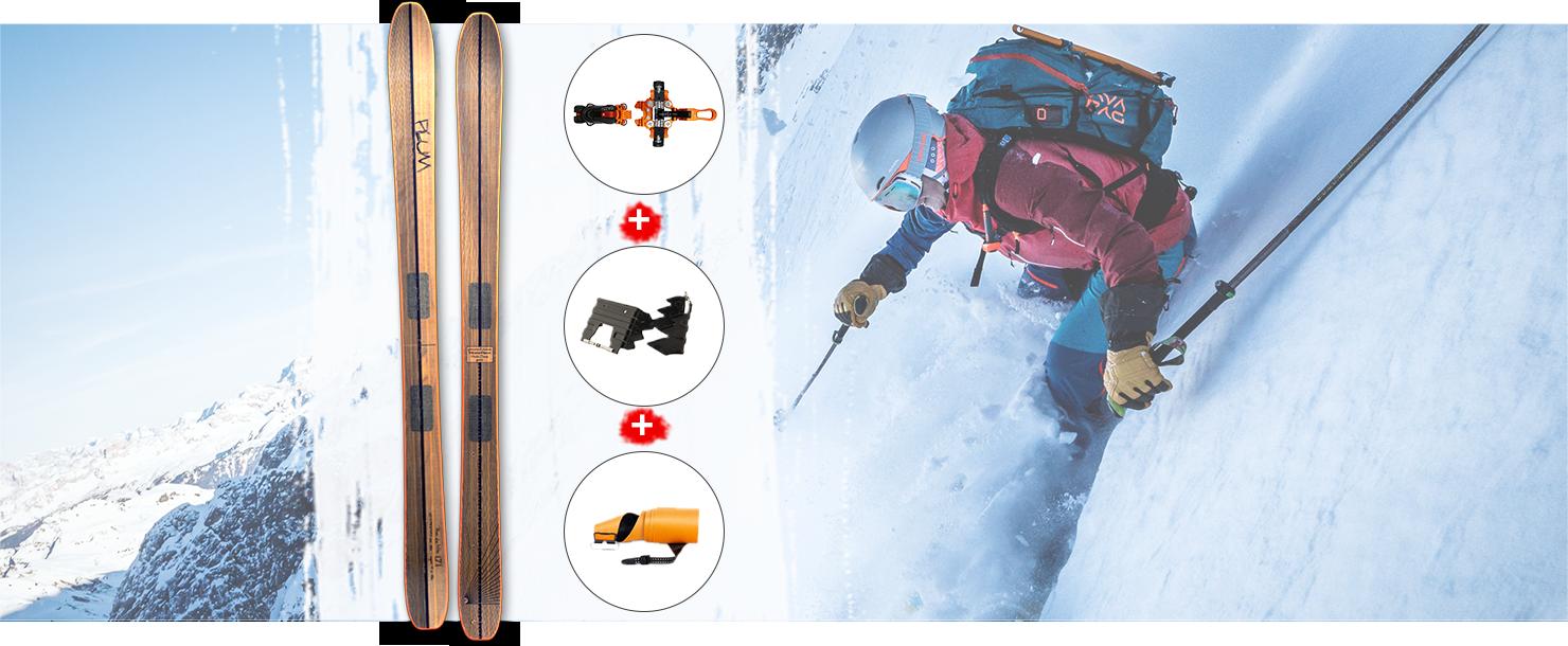 Choisissez votre pack ski