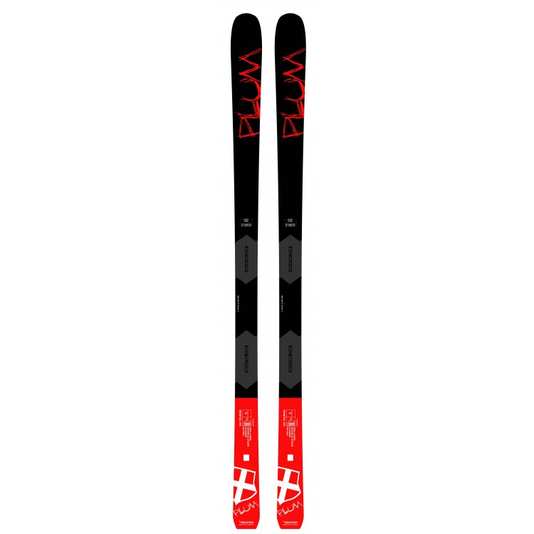 SKIS PLUM ROC D'ENFER