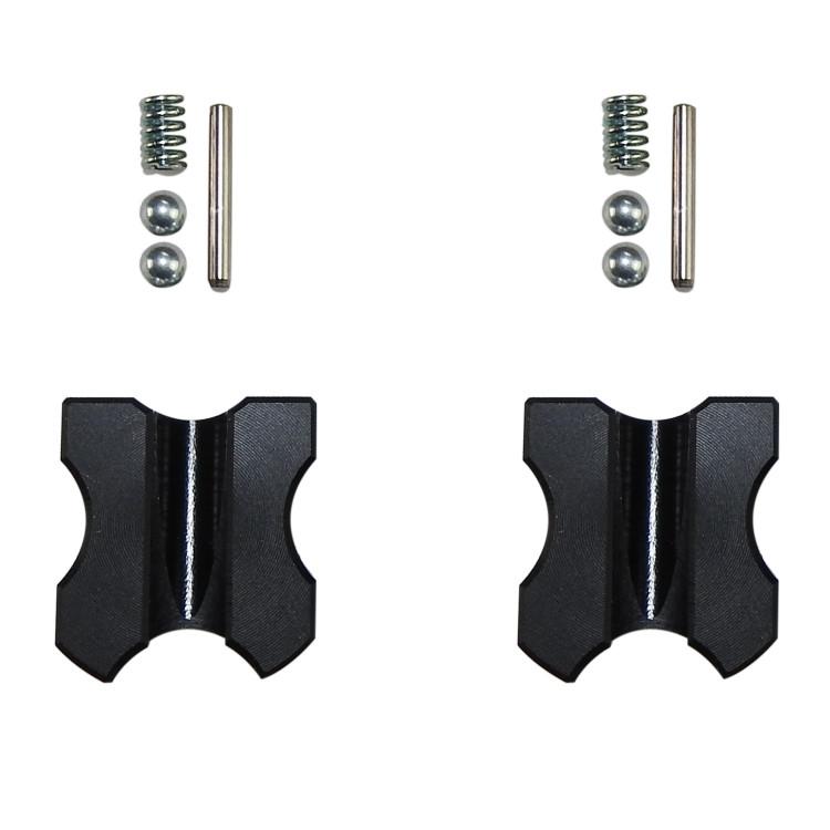 R150 - Kunststoffkörper (Stifte + Federn + Kugeln)