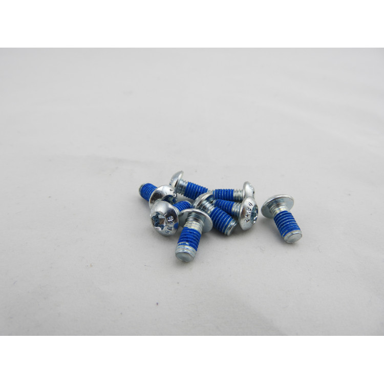 SPLIT - Heel-cup screws