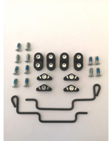 SPLIT - Heel lock set