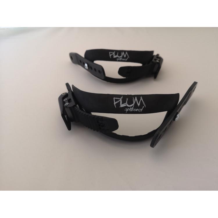 SPLIT - Toe straps NOW L