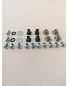 SPLIT - Straps/caps Eterlou screws set