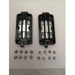 Adjustable 40mm heel plate R150/R99