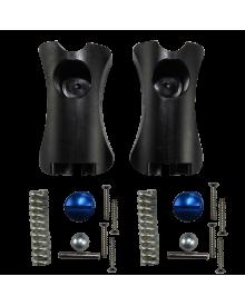 PIKA - Kunststoffkörper (Korken + Federn + Kugeln + pins)