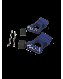 PIKA - Fersenaufsätze + Stifte + elastische Platten