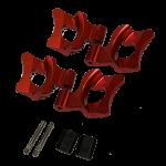 SUMMIT - Heel risers + pins + elastic plates