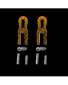 OAZO - Toe lockers (springs + locking axis)