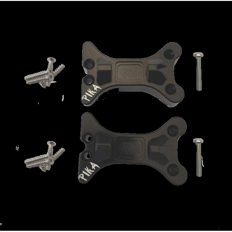 PIKA - Hoods + screws + release adjustment screws