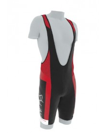 Men's Plum Bib Shorts