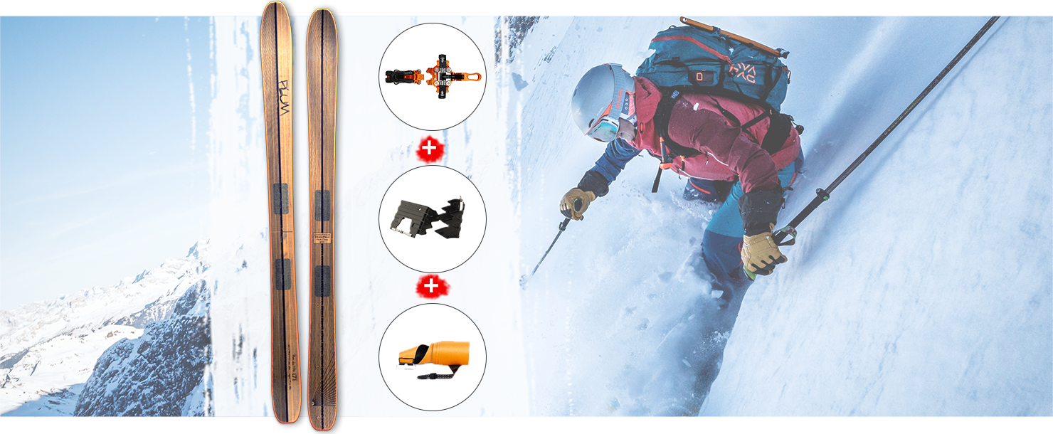 Choose your Ski Package