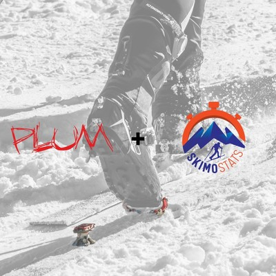 New collaboration: @skimostats + PLUM (français en dessous) - Skimo Stats is a team of 3 #skimo enthusiasts, passionate about their sport and trying to help ski mountaineering to get to the next level. Since december 2019, Roland, Igor and Randy (founders of #SkimoStats) are doing a great job in making race results and athlete statistics more accessible through their website www.skimotstats.com. They are also becoming an important media in the skimo world by covering the majors events and have plenty of upcoming projects to make skimo even greater than it already is !As we had the opportunity to meet in February before the Wolrd Cup in Flaine, we both realized that we share the same values and ideas about ski mountaineering : driven by passion for skimo, we want this amazing sport to get more visibility and professionalism, yet keeping its authenticity and